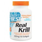 Real Krill 350 mg (60 Softgels) - Doctor's Best