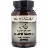 Fermented Black Garlic (60 Capsules) - Dr. Mercola