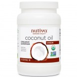 Nutiva, Organic Extra Virgin Coconut Oil, 15 fl oz (444 ml)