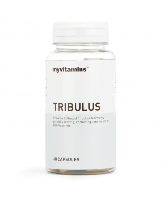 Tribulus (60 Capsules) - Myvitamins