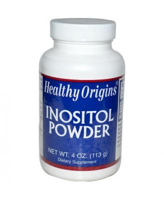 Healthy Origins, Inositol Powder, 4 oz (113 g)