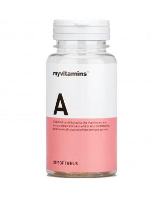 Vitamin A (90 Softgels) - Myvitamins