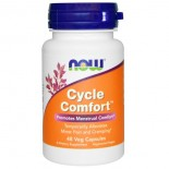 Cycle Comfort (48 Vegetarian Capsules) - Now Foods