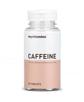 Caffeine (90 Tablets) - Myvitamins