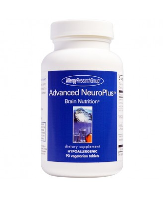 Advanced NeuroPlus Nutrition (90 Veggie Tablets) - Allergy Research Group