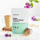 Vegan Protein Blend - Unflavoured 1kg (Myvitamins) (1000 gram) - Myvitamins