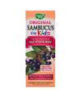 Original Sambucus For Kids, Elderberry (240 ml) - Nature's Way