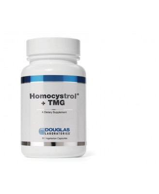 "Homocystrol TMG ""Revised ( 90 vegetarian capsules) - Douglas Laboratories"