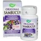 Original Sambucus  Bio-Certified Elderberry  30 Lozenges - Nature's Way