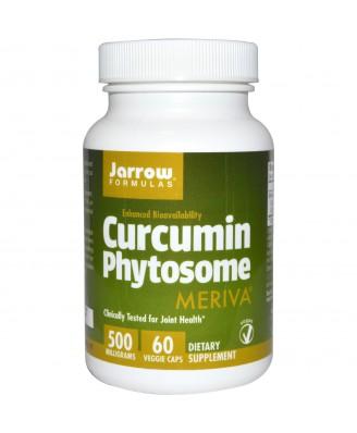 Jarrow Formulas, Curcumin Phytosome, 500 mg, 60 Veggie Caps