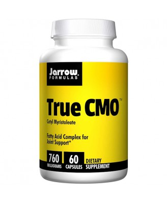 True CMO 760 mg (60 Capsules) - Jarrow Formulas