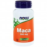 Maca 500 mg (100 vegicaps) - NOW Foods