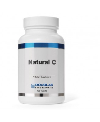 Natural C 1000 mg -100  tablets -  Douglas Laboratories
