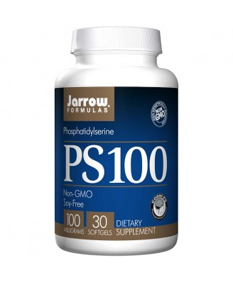 PS 100 Phosphatidylserine 100 mg (30 softgels) - Jarrow Formulas