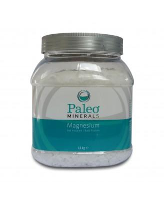Magnesium bath flakes (7,8 lb) - Paleo Minerals