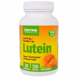 Lutein 20 mg (120 Softgels) - Jarrow Formulas