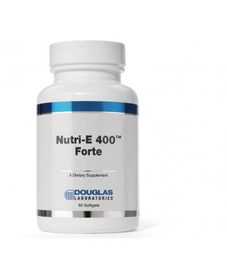 Nutri E-400 Forte™ - (60 Tablets)  - Douglas Laboratories