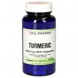 Turmeric 200 mg GPH (90 Capsules) - Gall Pharma GmbH