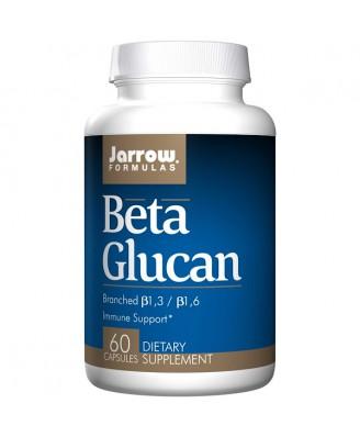 Beta Glucan - Immune Support (60 Capsules) - Jarrow Formulas