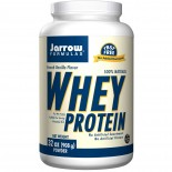 100% Natural Whey Protein Powder French Vanilla Flavor (908 gram) - Jarrow Formulas