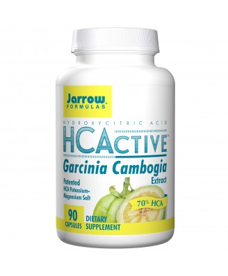 Jarrow Formulas, HCActive Garcinia Cambogia Extract, 90 Veggie Caps