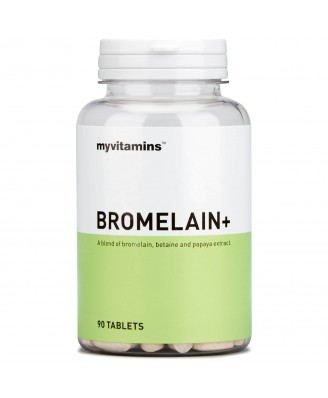 Bromelain+ (30 Tablets) - Myvitamins