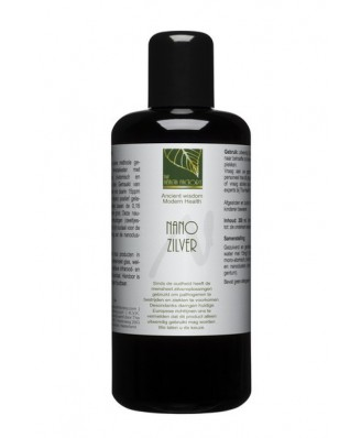 Nano Silver (200 ml) - Health Factory