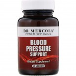 Dr. Mercola, Premium Supplements, Blood Pressure Support, 30 Capsules