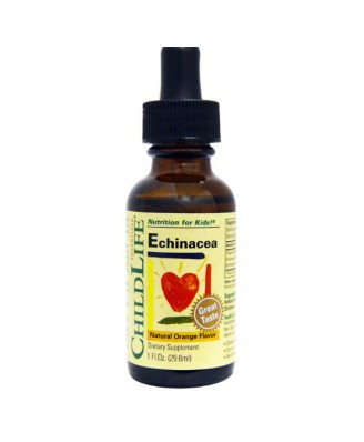 Echinacea Sinaasappelsmaak (30 ml) - ChildLife