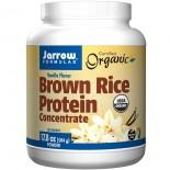 Organic Brown Rice Protein Concentrate Vanilla Flavor (504 gram) - Jarrow Formulas