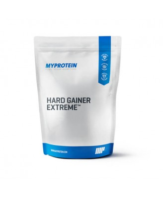 Hard Gainer Extreme, Strawberry, Pouch, Size: 5kg - MyProtein