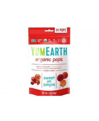 Biologische Fruitlollies (15 Stuks) - YummyEarth