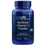 Vitamine C Poeder Buffered  - 454 grams (16 oz) - Life Extension