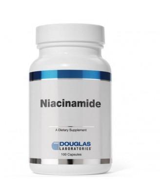 Niacinamide - 100 Capsules - Douglas Laboratories