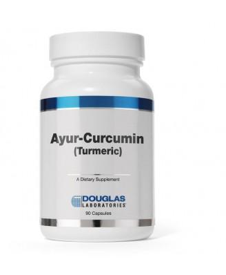 Ayur-Curcumin Cap Turmuric (90 capsules)- Douglas Laboratories