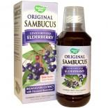 Original Sambucus, Standardized Elderberry, 8 fl oz (240 ml) - Nature's Way