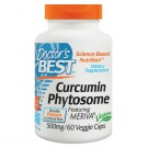 Curcumin Phytosome with Meriva 500 mg (60 Veggie Caps) - Doctor's Best