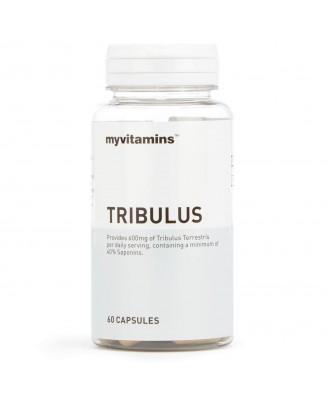 Myvitamins Tribulus, 180 Capsules (180 Capsules) - Myvitamins