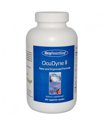 OcuDyne II New and Improved Formula 200 Veggie Caps - Allergy Research Group