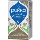 Organic Natural Vitamine C – 60 caps – Pukka