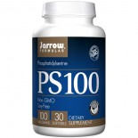 PS 100 Phosphatidylserine 100 mg (30 softgels) - Jarrow Formulas