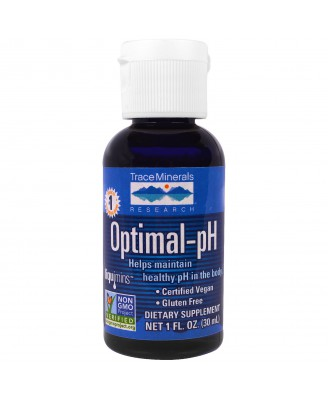 Trace Minerals Research, Optimal-pH, 1 fl oz (30 ml)