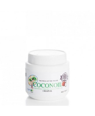 Originele Pure Virgin Kokosolie (460 gram) - Coconoil