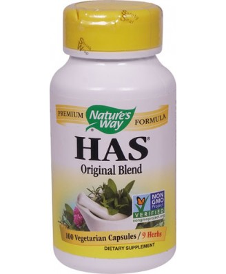Nature's Way, HAS, Original Blend, 440 mg, 100 Capsules