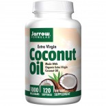 Coconut Oil Extra Virgin 1000 mg (120 Softgels) - Jarrow Formulas