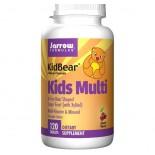 KidsBear Multi-Vitamines/Mineralen, Kersen Smaak (120 tabletten), Jarrow Formulas