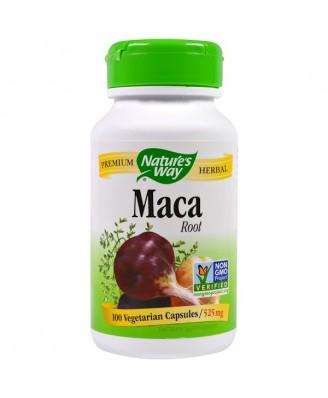 Maca Root, 525 mg (100 Capsules) - Nature's Way