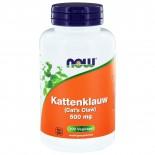 Kattenklauw 500 mg (100 vegicaps) - NOW Foods