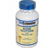 Life Extension, Bone Restore, With Vitamin K2, 120 Capsules