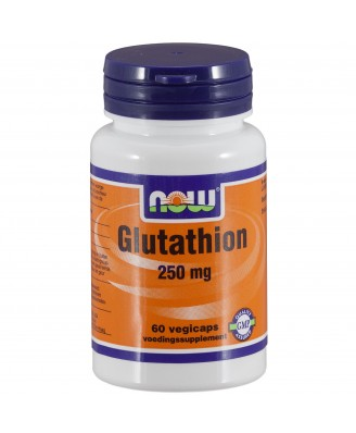 Glutathion 250 mg (60 veggie caps) - Now Foods
